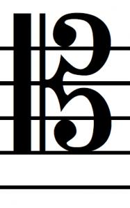 La chiave di tenore